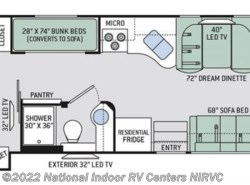 New 2018  Thor Motor Coach Palazzo 33.3 by Thor Motor Coach from National Indoor RV Centers in Lawrenceville, GA