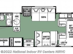 New 2018  Forest River Forester 2861DS by Forest River from National Indoor RV Centers in Lawrenceville, GA