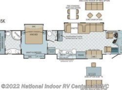 Used 2013  Entegra Coach Cornerstone 45K by Entegra Coach from National Indoor RV Centers in Lawrenceville, GA