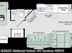 New 2018  Thor Motor Coach Aria 3601 by Thor Motor Coach from National Indoor RV Centers in Lawrenceville, GA