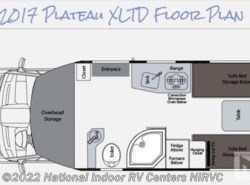 Used 2018  Pleasure-Way Plateau XLTD by Pleasure-Way from National Indoor RV Centers in Lawrenceville, GA