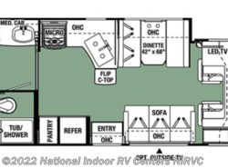 New 2019  Forest River Forester 3051SF by Forest River from National Indoor RV Centers in Lawrenceville, GA