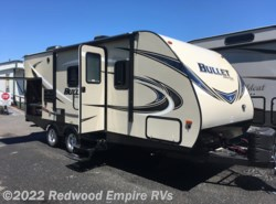 New 2017  Keystone Bullet Ultra Lite 212RBS by Keystone from Redwood Empire RVs in Ukiah, CA