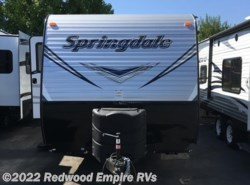 Used 2018  Keystone Springdale Eco-Lite 179QBWE by Keystone from Redwood Empire RVs in Ukiah, CA