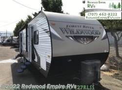 Used 2016  Forest River Wildwood 27RLSS by Forest River from Redwood Empire RVs in Ukiah, CA