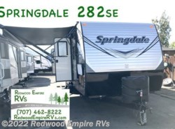New 2018  Keystone Springdale 282 SE by Keystone from Redwood Empire RVs in Ukiah, CA