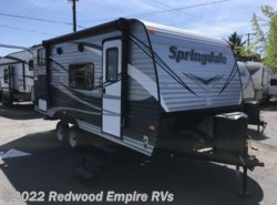 New 2018  Keystone Springdale 189FL by Keystone from Redwood Empire RVs in Ukiah, CA