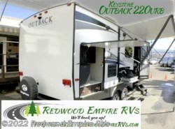 New 2018  Keystone Outback 220URB by Keystone from Redwood Empire RVs in Ukiah, CA