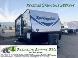New 2018  Keystone Springdale Eco-Lite 242RKWE by Keystone from Redwood Empire RVs in Ukiah, CA