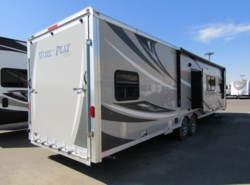 Used 2016  Forest River Work and Play 34WRS