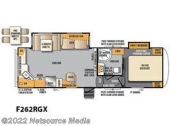 New 2017  Forest River Wildcat Maxx F262RGX by Forest River from U-Neek RV Center in Kelso, WA
