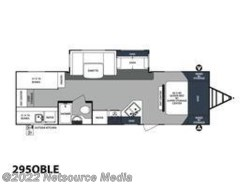 New 2017  Forest River Surveyor Family Coach 295QBLE by Forest River from U-Neek RV Center in Kelso, WA