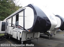 New 2017  Forest River Sandpiper 367DSOK by Forest River from U-Neek RV Center in Kelso, WA