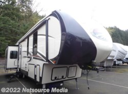 New 2017  Forest River Sandpiper 372LOK by Forest River from U-Neek RV Center in Kelso, WA