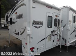 New 2018  Lance  Truck Campers 850 by Lance from U-Neek RV Center in Kelso, WA