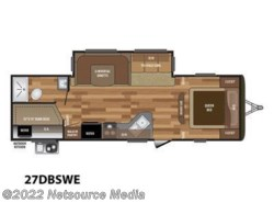 New 2018  Keystone Hideout 27DBSWE by Keystone from U-Neek RV Center in Kelso, WA