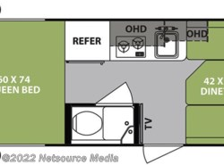 New 2018  Forest River R-Pod Ultra Lite RP-171 by Forest River from U-Neek RV Center in Kelso, WA
