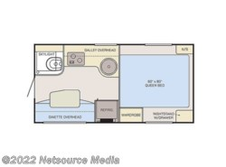 New 2019  Adventurer  Adventurer 80RB by Adventurer from U-Neek RV Center in Kelso, WA