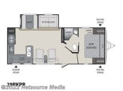 New 2019  Keystone Bullet Premier 29RKPR by Keystone from U-Neek RV Center in Kelso, WA