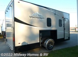 New 2015  Glacier Ice House T162 Toy Hauler by Glacier from Midway Homes & RV in Grand Rapids, MN
