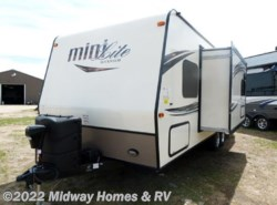 New 2016  Forest River Rockwood Mini Lite 2503S by Forest River from Midway Homes & RV in Grand Rapids, MN