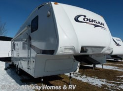 Used 2007  Keystone Cougar 291RLS by Keystone from Midway Homes & RV in Grand Rapids, MN
