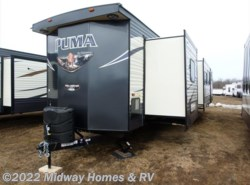 New 2018  Palomino Puma 39PQB by Palomino from Midway Homes & RV in Grand Rapids, MN