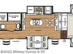 New 2018  Forest River Sierra 379LOK by Forest River from Midway Homes & RV in Grand Rapids, MN