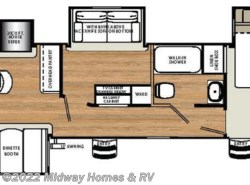 New 2018  Forest River Sierra Destination 391SAB by Forest River from Midway Homes & RV in Grand Rapids, MN