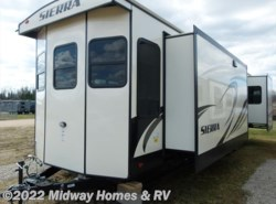 New 2018  Forest River Sierra Destination 401FLX by Forest River from Midway Homes & RV in Grand Rapids, MN