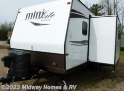 Used 2015  Forest River Rockwood Mini Lite 2504S by Forest River from Midway Homes & RV in Grand Rapids, MN