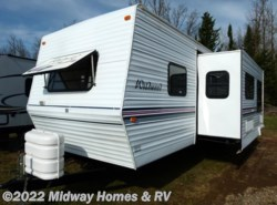 Used 2000  Forest River Wildwood 37BHSS by Forest River from Midway Homes & RV in Grand Rapids, MN