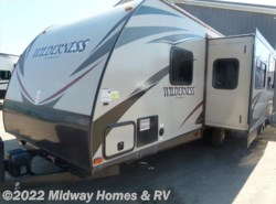 Used 2016  Heartland RV Wilderness WD 2775RB by Heartland RV from Midway Homes & RV in Grand Rapids, MN