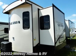 New 2019  Forest River Sierra Destination 393RL by Forest River from Midway Homes & RV in Grand Rapids, MN