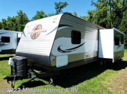 Used 2015  Heartland RV Trail Runner M-27RKS by Heartland RV from Midway Homes & RV in Grand Rapids, MN