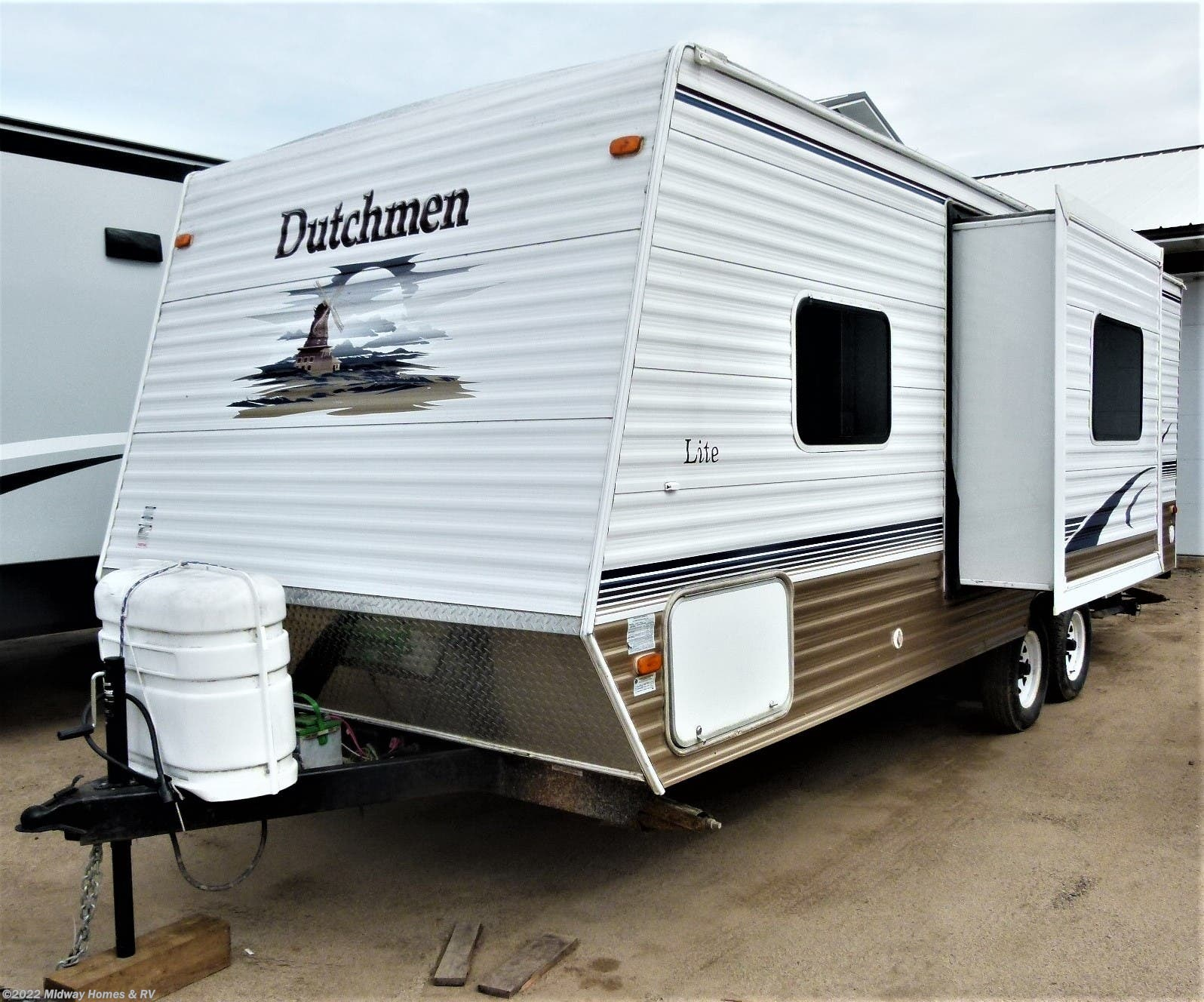 2007 Dutchmen RV Dutchmen 24Q-SSL for Sale in Grand Rapids, MN 55744 |  1662-19-2