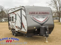 New 2017  Forest River Shockwave T28FQDX by Forest River from Longhorn RV in Mineola, TX
