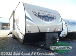 New 2017 Forest River Wildwood 27DBK available in Bedford, Pennsylvania