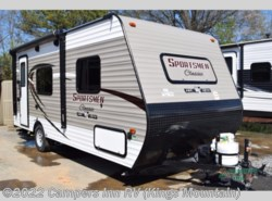 New 2018  K-Z Sportsmen Classic 160QB by K-Z from Campers Inn RV in Kings Mountain, NC