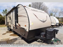 Used 2017  Forest River Cherokee Grey Wolf 29BH by Forest River from Campers Inn RV in Kings Mountain, NC