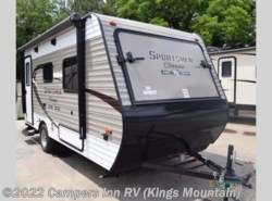 New 2018  K-Z Sportsmen Classic 160RBT by K-Z from Campers Inn RV in Kings Mountain, NC