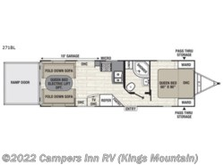New 2018  Coachmen Freedom Express Blast 271BL by Coachmen from Campers Inn RV in Kings Mountain, NC