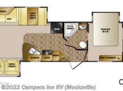Used 2013  CrossRoads Cruiser CT30REX by CrossRoads from Campers Inn RV in Mocksville, NC