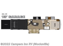 New 2018  Heartland RV Edge 351 by Heartland RV from Campers Inn RV in Mocksville, NC
