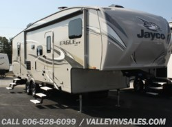 New 2017  Jayco Eagle HT Fifth Wheels 26.5BHS by Jayco from Valley RV Sales in Corbin, KY