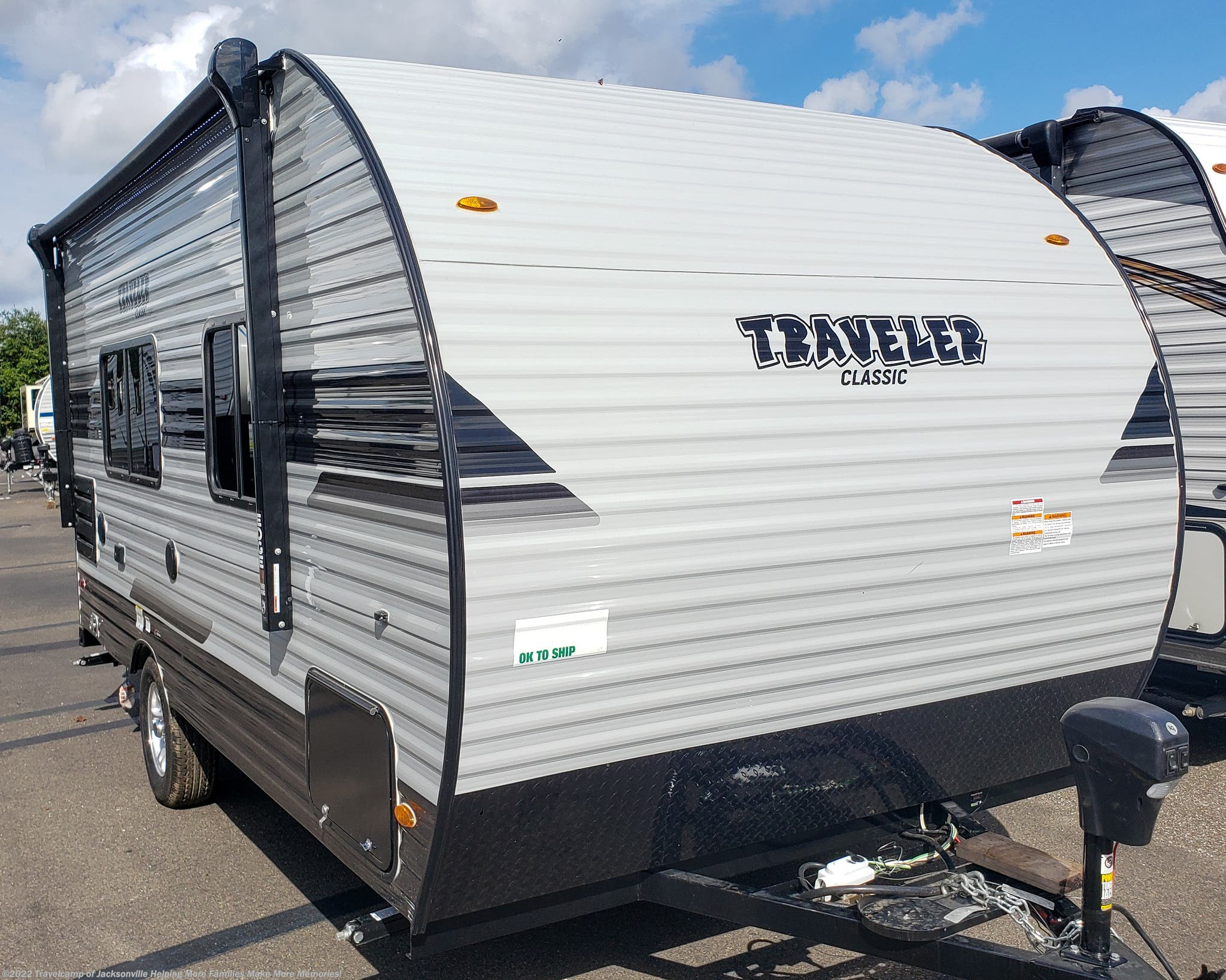 2021 Sunset Park RV TRAVELER 18RD CLASSIC