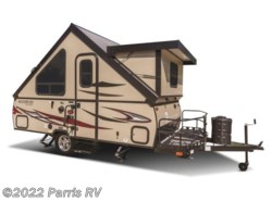 New 2017  Forest River Rockwood Tent Camper Hard Side A122BH by Forest River from Parris RV in Murray, UT
