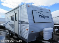 Used 2006  Fleetwood  210CKS by Fleetwood from Parris RV in Murray, UT