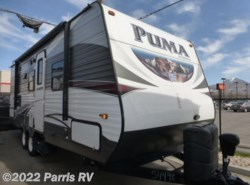 Used 2015  Palomino Puma Travel Trailer 22 RB