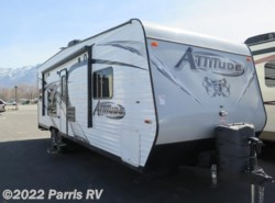 Used 2016  Eclipse Attitude Metal 25FS by Eclipse from Parris RV in Murray, UT